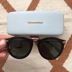 Karen Walker Harvest Sunnies ☀️